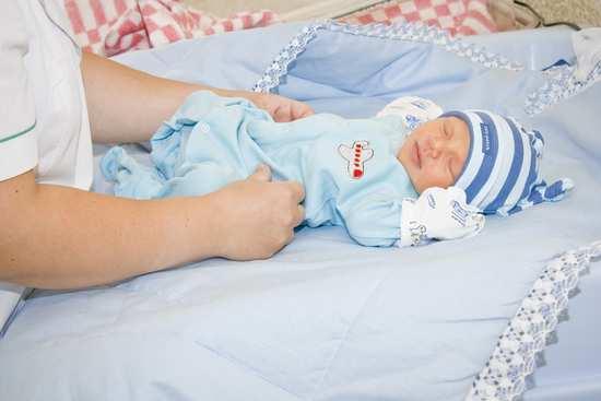 Подарочные наборы для новорожденного